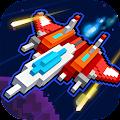 Super Pixel : Space War aircraft fighter jet games