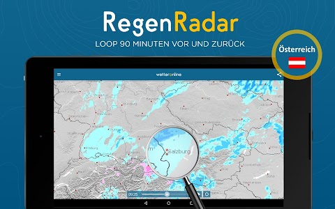 RegenRadar screenshot 4