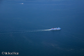 Photo: Stena Line på vei til Sverige fra Tyskland