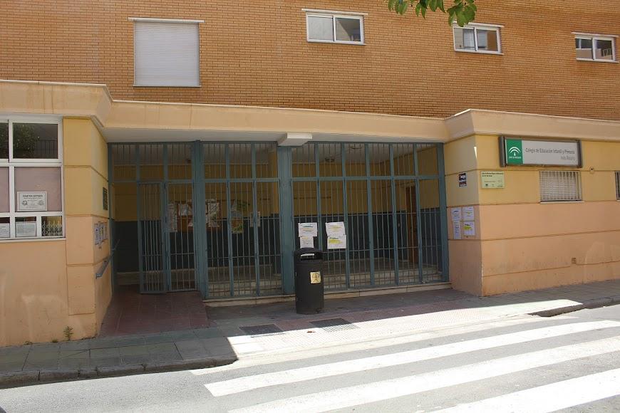 CEIP Inés Relaño, ubicado en calle General Luque.
