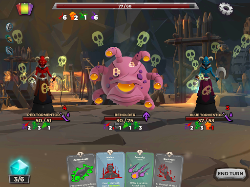 Dungeon Tales : An RPG Deck Building Card Game android2mod screenshots 11