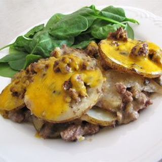 Quick Potato And Ground Beef Recipes