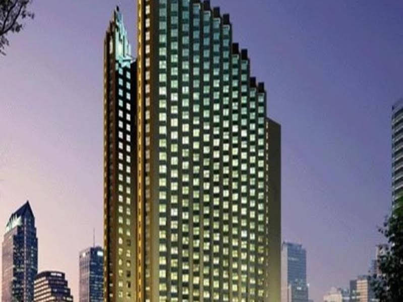 Shanghai Jing'an Ziyuan Service Apartment