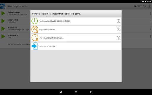 ExaGear Strategies 3.0.7 screenshots 11