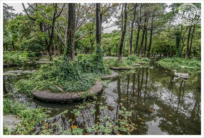 大東濕地公園環境