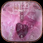 Pink Love Keypad LockScreen APK for Bluestacks