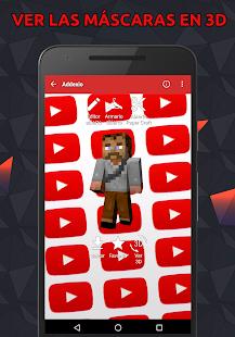 Descargar Youtubers Skins Para Minecraft APK APK Para Android - Arazhul skin fur minecraft pe