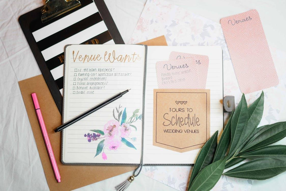 Planners And Papers | How To Choose a Wedding Planner