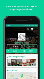 Toptasting - El club de los foodies inteligentes- screenshot thumbnail