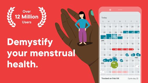 Clue Period Tracker, Ovulation & Cycle Calendar screenshot 3