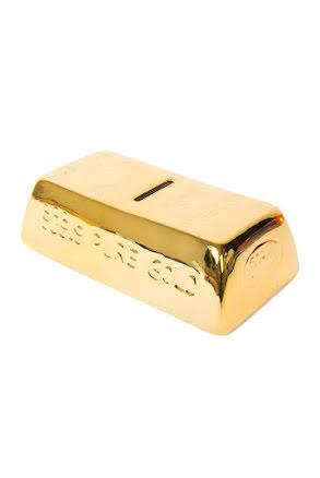 Sparbössa, guldtacka