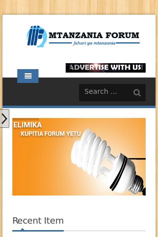 MtanzaniaForums