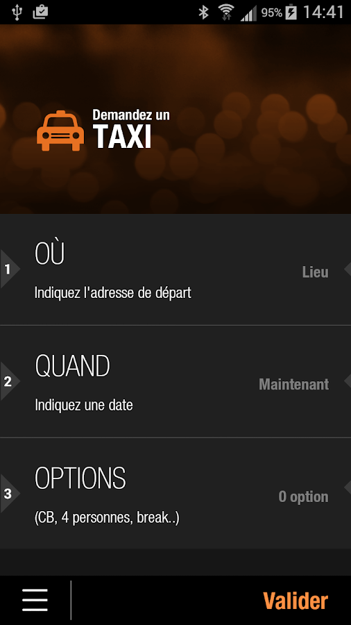 Allo Angers Taxi- screenshot