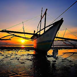 el nido by Catalino Adolfo   Jr. - Transportation Boats ( boats, transportation )