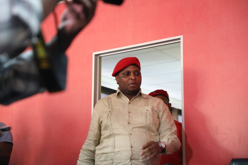 Floyd Shivambu ontken dat EFF 'gesamentlike dubbele standaarde' het - SowetanLIVE Sunday World