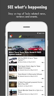 TESLARATI: Tesla Lifestyle- screenshot thumbnail