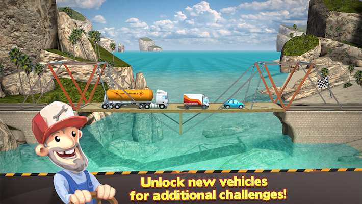 Bridge Constructor Screenshot Image