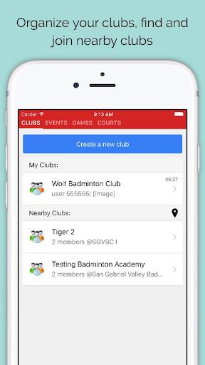 玩免費運動APP|下載MyBadminton app不用錢|硬是要APP