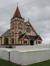 Photo: Rotorua Church