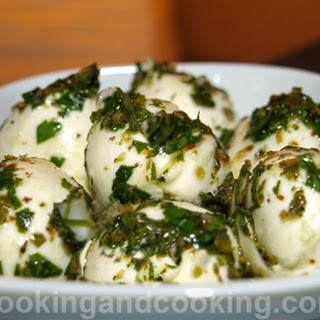 Marinated Bocconcini Recipe