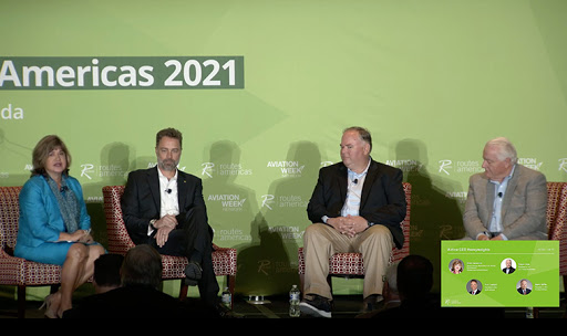 Routes Americas 2021: Airline CEO Heavyweights – Frontier and Spirit
