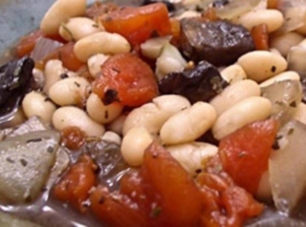 Portabella And White Bean Cassoulet Recipe