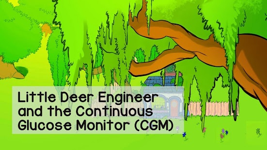 Little Deer Engineer and the CGM - náhled
