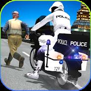 Police Moto: Criminal Chase