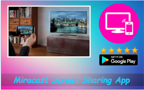 Miracast Screen Mirroring | All Cast 1.03 (AdFree)