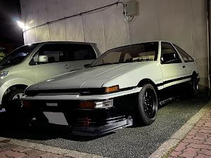 スプリンタートレノ AE86 GT APEX 60'のカスタム事例画像 しゅーてぃーさんの2020年02月22日06:50の投稿
