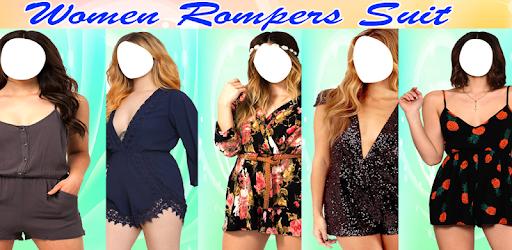 Приложения в Google Play – Women <b>Rompers</b> Suit