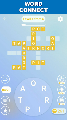 Words from words Crossword to connect Puzzle words 3.0.24 3