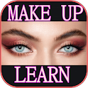 Learn to make up. Make up course icon