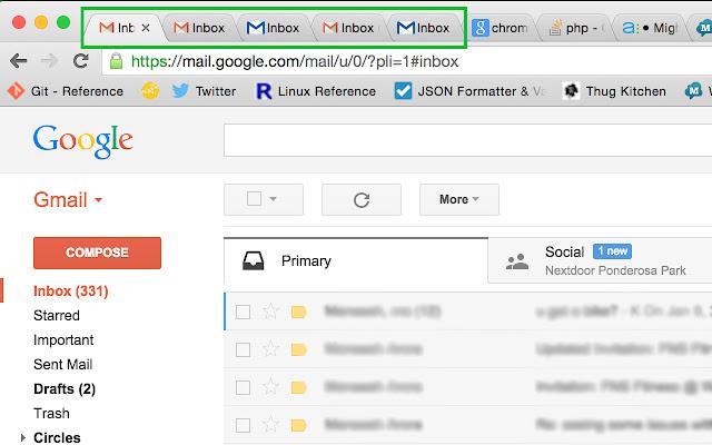 Gmail™ Favicon Customizer
