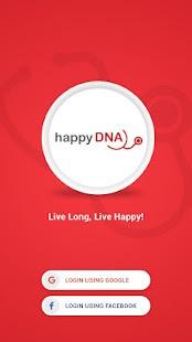HappyDNA – Childcare and developmental app - náhled