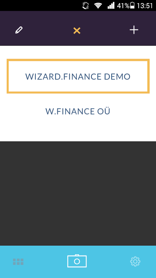 Wizard.Finance- screenshot