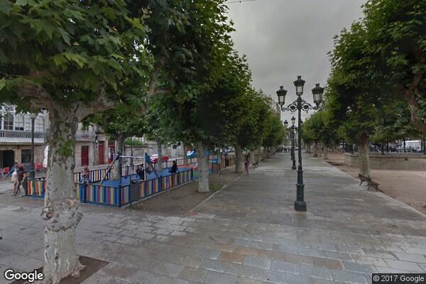 Foto Parque infantil Alameda Suarez Llanos 1