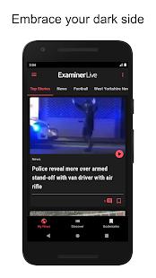 Examiner Live - náhled
