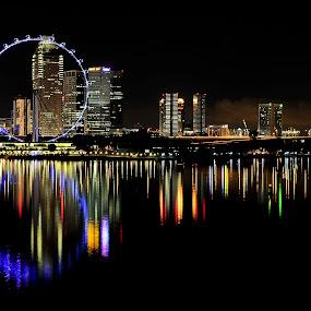 Marina Bay by Rouslan Podroutchniak - Buildings & Architecture Other Exteriors
