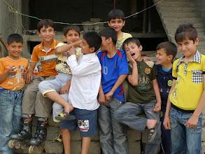 Photo: Boys, Hawlêr (Erbil), South Kurdistan (Iraq), 2011
