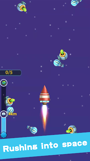 Lucky Rocket - Best Rocket Game To Reward screenshot 2