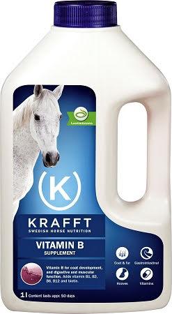 Krafft B-Vitamin Flytande 1L