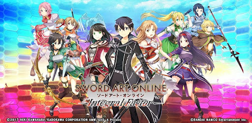 Positive Reviews: Sword Art Online: Integral Factor - by BANDAI
