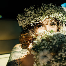 Wedding photographer Elena Gorodnicheva (Hellenfoto). Photo of 15.10.2016