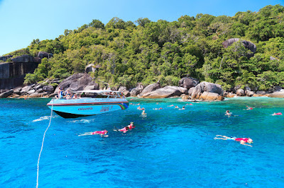 Similan Islands Snorkel Tour by Fantastic Similan Travel from Khao Lak