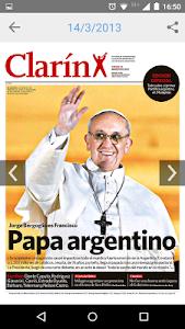 Tapas de Clarín screenshot 3