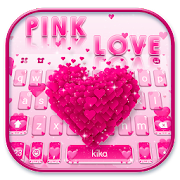 App Rose Delicate Heart Keyboard Theme APK for Windows Phone