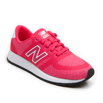 New Balance 420 Lace Trainer LACE UP