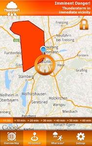 ThundAlert  Thunderstorm Alarm v1.5
