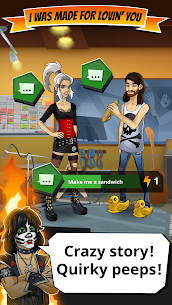 KISS Rock City – Road to Fame and Fortune 1.1.8 Android APK Mod 2